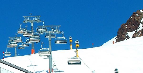 Den underlättande liften upp mot toppen är likt livets till synes sammanträffanden för att få ett bra Levene.