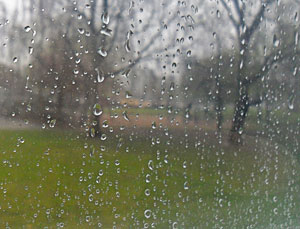 bararegn hos mig