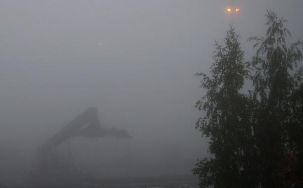 Även den sannaste bild i dimman kräver fantasi för att förstå!